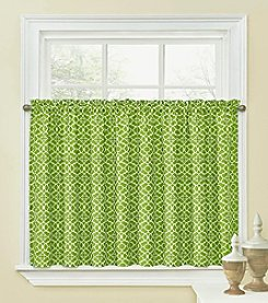 Waverly® Lovely Lattice Window Treatment