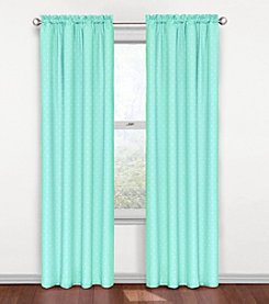 eclipse™ Kids Polka Dot Blackout Window Curtain