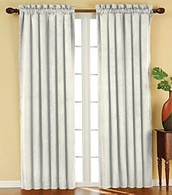 eclipse™ Suede Blackout Window Curtain