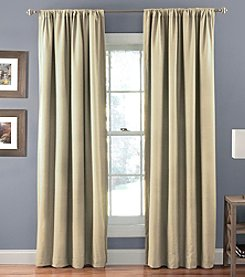 eclipse™ Corsica Crushed Microfiber Blackout Window Curtain