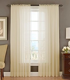Vue™ Signature Chiffon Window Curtain
