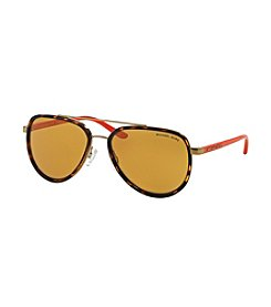 Michael Kors® Playa Norte Aviator Sunglasses