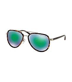 Michael Kors® Playa Norte Aviator Sunglasses