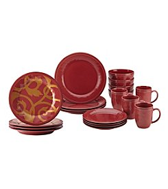 Rachael Ray® Red Holiday 20-pc. Dinnerware Set