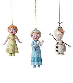 Heartwood Creek by Jim Shore Disney® Frozen Ornament Set
