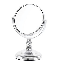 Danielle Creations® Pearl Studded Mini Mirror