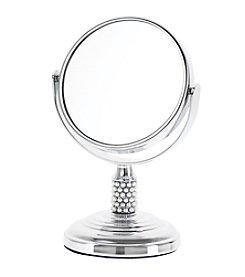 Danielle Creations® Pearl Studded Mini Mirror