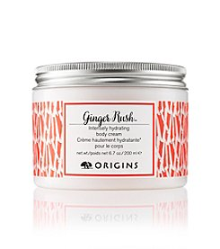 Origins Ginger Rush® Intensely Hydrating Body Cream