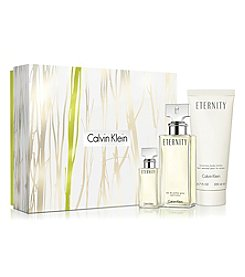 Calvin Klein ETERNITY Gift Set (A $148 Value)