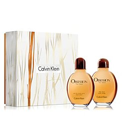 Calvin Klein OBSESSION Gift Set (A $126 Value)