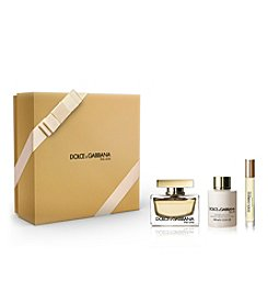 Dolce & Gabbana The One For Women Gift Set (A $167 Value)