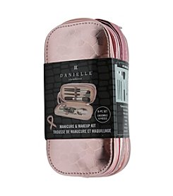 Danielle Creations® Manicure & Makeup Kit 9-Pc Set