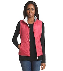 Rafaella® Breast Cancer Puffer Vest