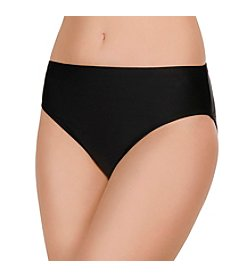 ECO SWIM by AquaGreen® Solid Swim Brief Bottom