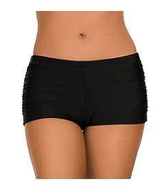 ECO SWIM by AquaGreen® Solid Bottom Boy Short Bottom