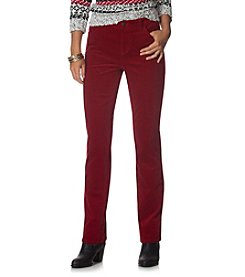 Chaps® Straight-Fit Corduroy Pant