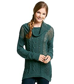 J.J. Basics Cableknit Sweater