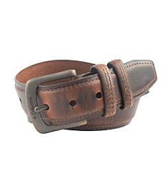 Columbia Men's Leather Belt