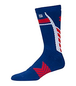 Under Armour® Men's Country Pride Undeniable Crew Socks