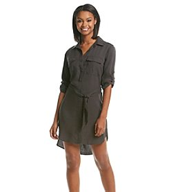 Cloth & Stone® Utility Shirttail Dress