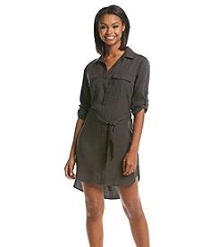 Cloth & Stone® Utility Shirttail Dress