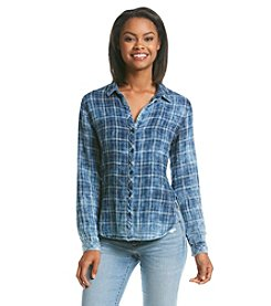 Cloth & Stone® Plaid Shirt