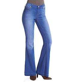 Celebrity Pink Flare Jeans