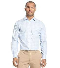 Van Heusen® Men's Long Sleeve No-Iron Traveler Button Down