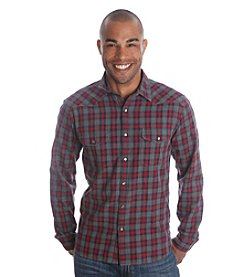 Lucky Brand Men's Underwood Western Button Down