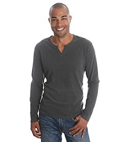 Lucky Brand® Men's Long Sleeve Notch Henley