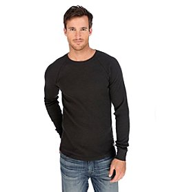 Lucky Brand® Men's Long Sleeve Crew Neck Thermal Shirt