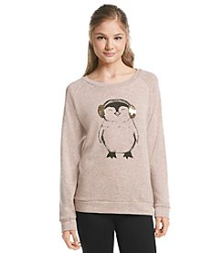 Wallflower® Penguin Pullover Sweater