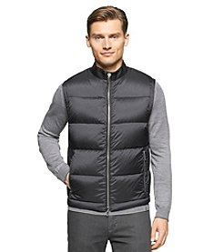 Calvin Klein Men's Nylon Down Vest