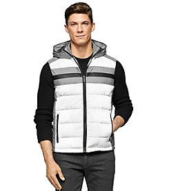 Calvin Klein Men's Gift Giving Color Block Vest