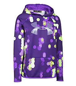 Under Armour® Girls' 7-16 Constellation Logo Hoodie