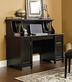 Sauder Edge Water Estate Desk Set