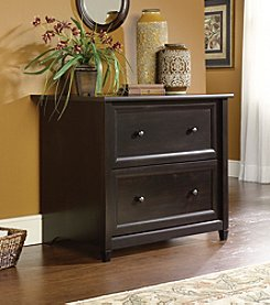 Sauder Edge Water Estate Two Drawer File Cabinet