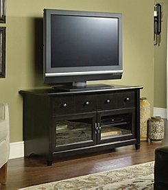 Sauder Edge Water Estate Panel TV Stand