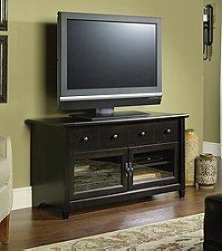 Sauder Edge Water Estate Panel TV Stand