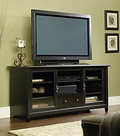 Sauder Edge Water Estate Entertainment Stand