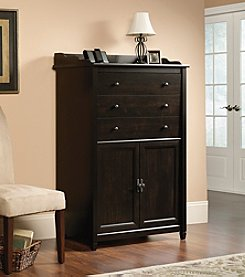 Sauder Edge Water Estate SmartCenter Desk Armoire
