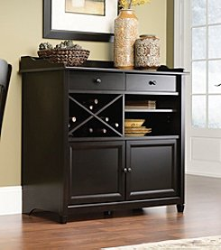 Sauder Edge Water Estate Sideboard Shelf