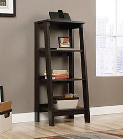 Sauder Trestle Three Shelf Bookcase