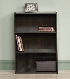Sauder Beginnings Three Shelf Bookcase