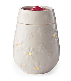 Candle Warmers Etc. Snowflake Illumination Fragrance Warmer