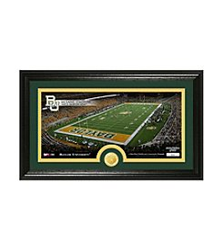 NCAA® Baylor University Bronze Coin Panoramic Photo Mint