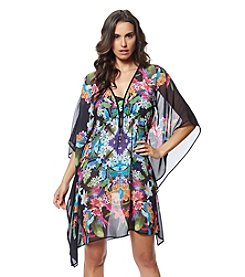 Bleu|Rod Beattie® Floral Cover Up
