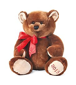 LivingQuarters Boys & Girls Club Plush Bear