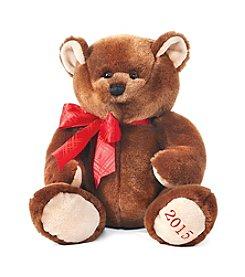 LivingQuarters Boys & Girls Club Plush Bear