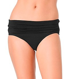 Anne Cole® Convertible High Waist Swim Pants